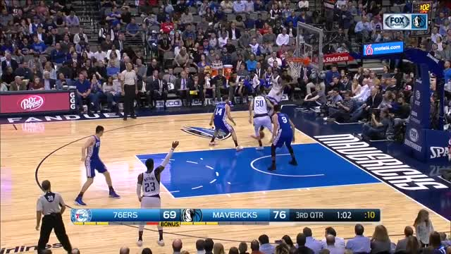 Watch Yogi Ferrell hustling GIF by @dirk41 on Gfycat. Discover more Dallas Mavericks GIFs on Gfycat