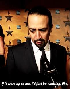 Watch and share Lin Manuel Miranda GIFs on Gfycat