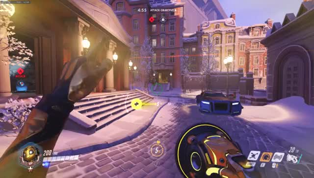 Watch Nice try Sombra GIF on Gfycat. Discover more boop, lucio, overwatch GIFs on Gfycat