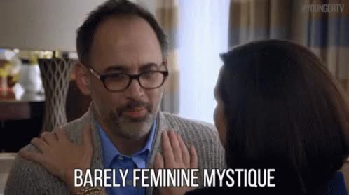 Watch Barely Feminine Mystique GIF on Gfycat. Discover more related GIFs on Gfycat