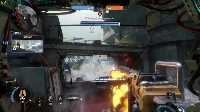 Watch Salvo Core Dodge GIF by @sir_dubblechins_iii on Gfycat. Discover more northstar, titanfall GIFs on Gfycat
