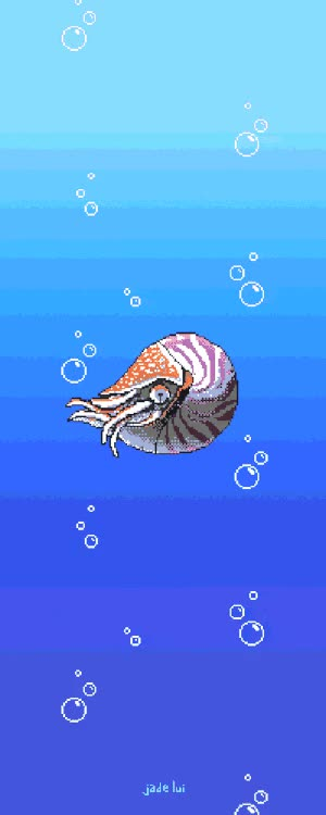 Watch and share Cephalopod GIFs and Pixel Art GIFs on Gfycat