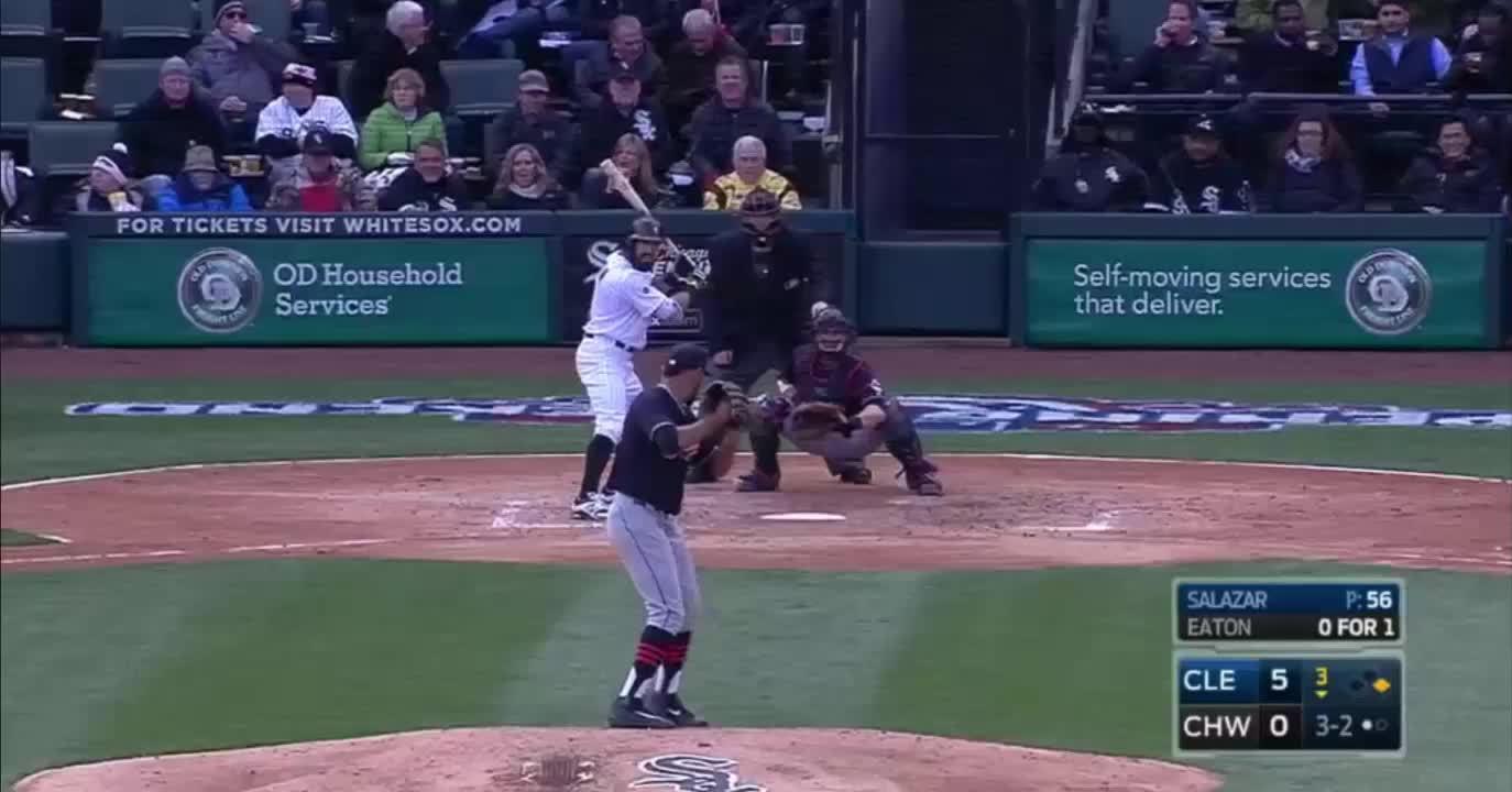 baseball, wahoostipi, Salazar 7 K's vs White Sox: #4 GIFs