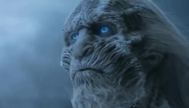 Watch and share Night King GIFs on Gfycat
