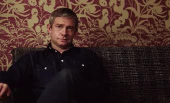 Watch and share Many Happy Returns GIFs and Martin Freeman GIFs on Gfycat