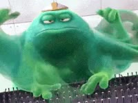 Watch and share Monsters Inc, Typing, Busy GIFs on Gfycat