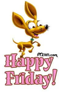 Watch and share Happy Fri animated stickers on Gfycat