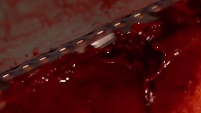 Watch chainsaw flesh GIF by J.J. Decay (@j.j.decay) on Gfycat. Discover more chainsaw, eli ruth, gore, horror GIFs on Gfycat