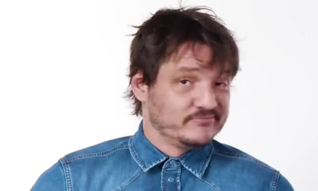 Watch and share Pedro Pascal GIFs by GIF Factory on Gfycat