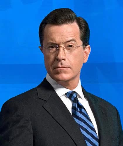 Watch and share Colbert Lisa GIFs on Gfycat
