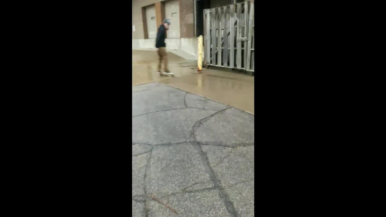 newskaters, Cold, rainy skate sesh GIFs