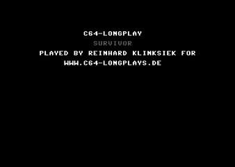 Watch C64 Longplay - Survivor GIF on Gfycat. Discover more c64, ingame, longplay, survivor, video GIFs on Gfycat