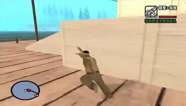 Watch and share Gta San Andreas GIFs on Gfycat