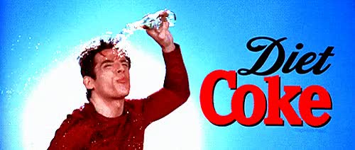 Watch and share Diet Coke GIFs on Gfycat