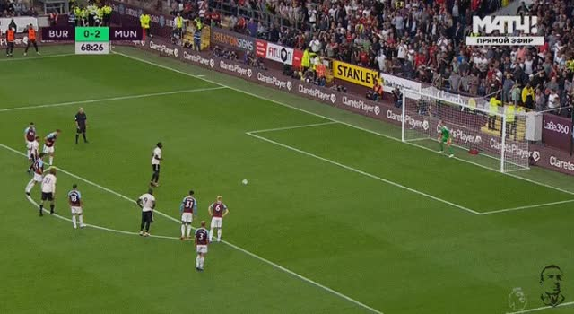 Watch and share Manchester United GIFs and Burnley GIFs by pluslover on Gfycat