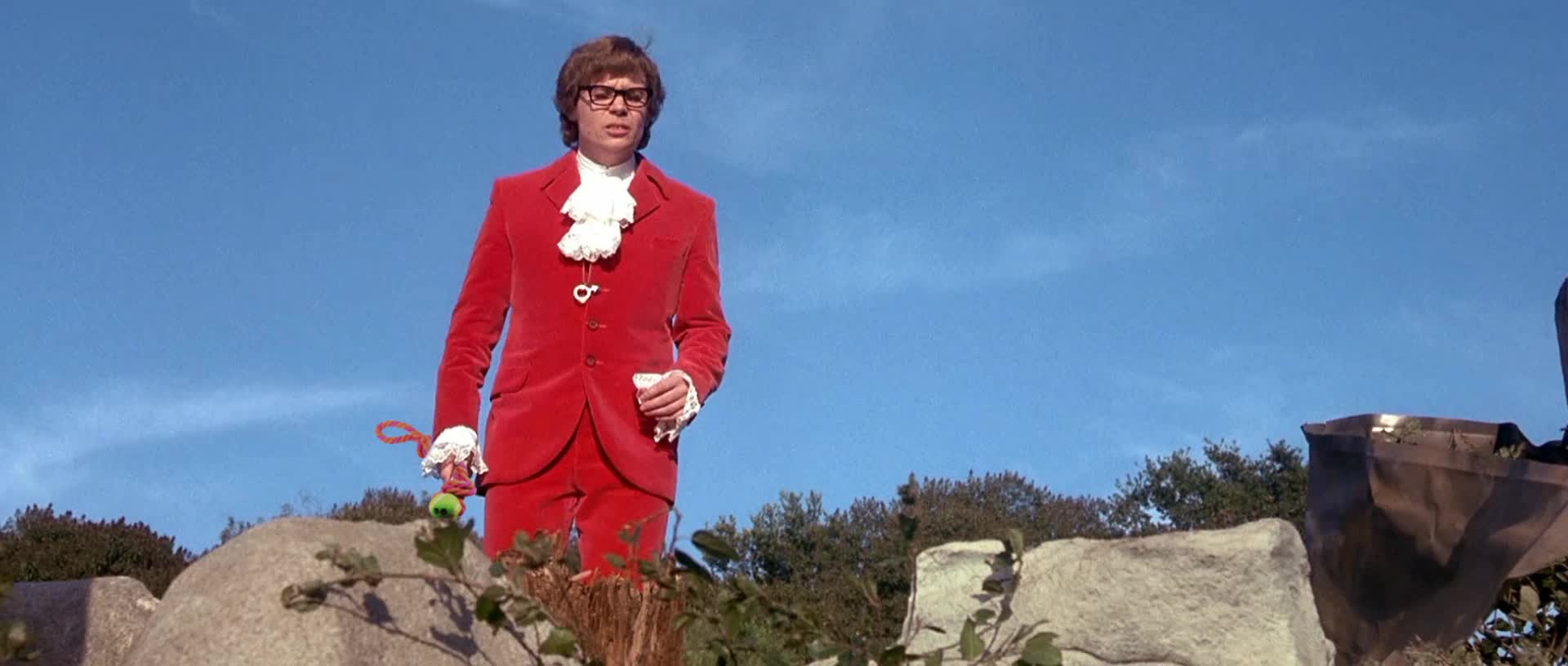Austin powers - Waiting for your dog GIFs