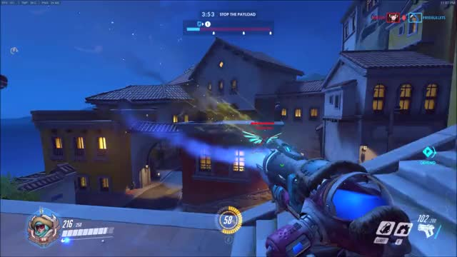 Watch and share Overwatch GIFs and Pharah GIFs by bacon75 on Gfycat