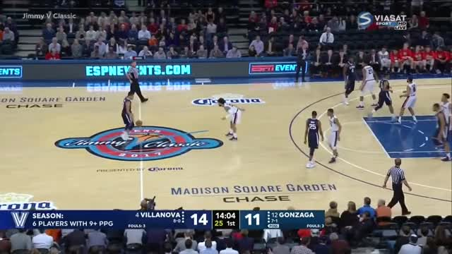 Watch Villanova vs Gonzaga | NCAA Basketball 2017 | 05/12/2017-Play 9 GIF by @tjbos582 on Gfycat. Discover more American basketball, NCAA basketball, NCAA basketball 2017, basketball, college basketball, ncaa, ncaa 2017, ncaam, ncaam 2017, student league GIFs on Gfycat