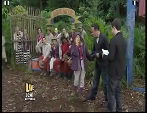 "Watch Gillian McKeith ""faints"" live on I'm a Celeb GIF on Gfycat. Discover more ant, celebrity, dec, faints, get, gillian, here, mckeith, out GIFs on Gfycat"