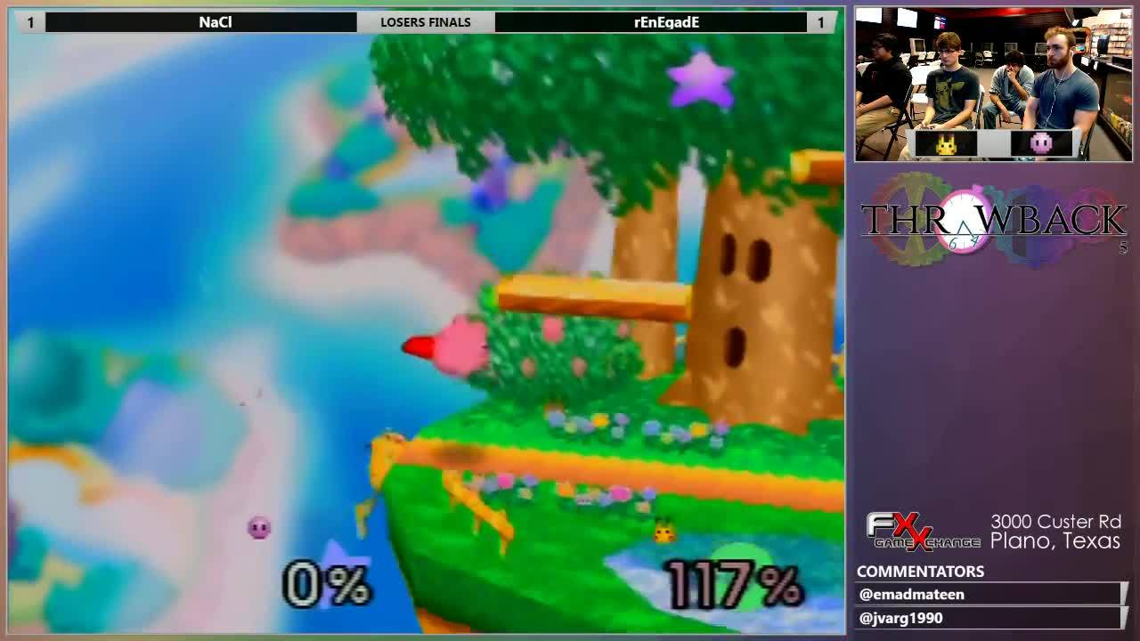 melee, pm, project, TB 5 SSB64 - rEnEgadE (Pikachu) vs NaCl (Kirby) - Losers Finals GIFs