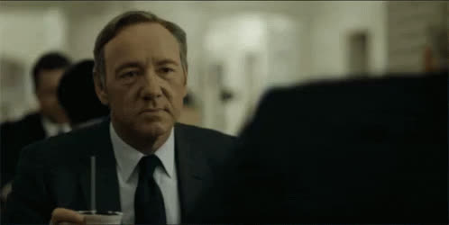 kevin spacey, Houseofcards Underwood GIFs
