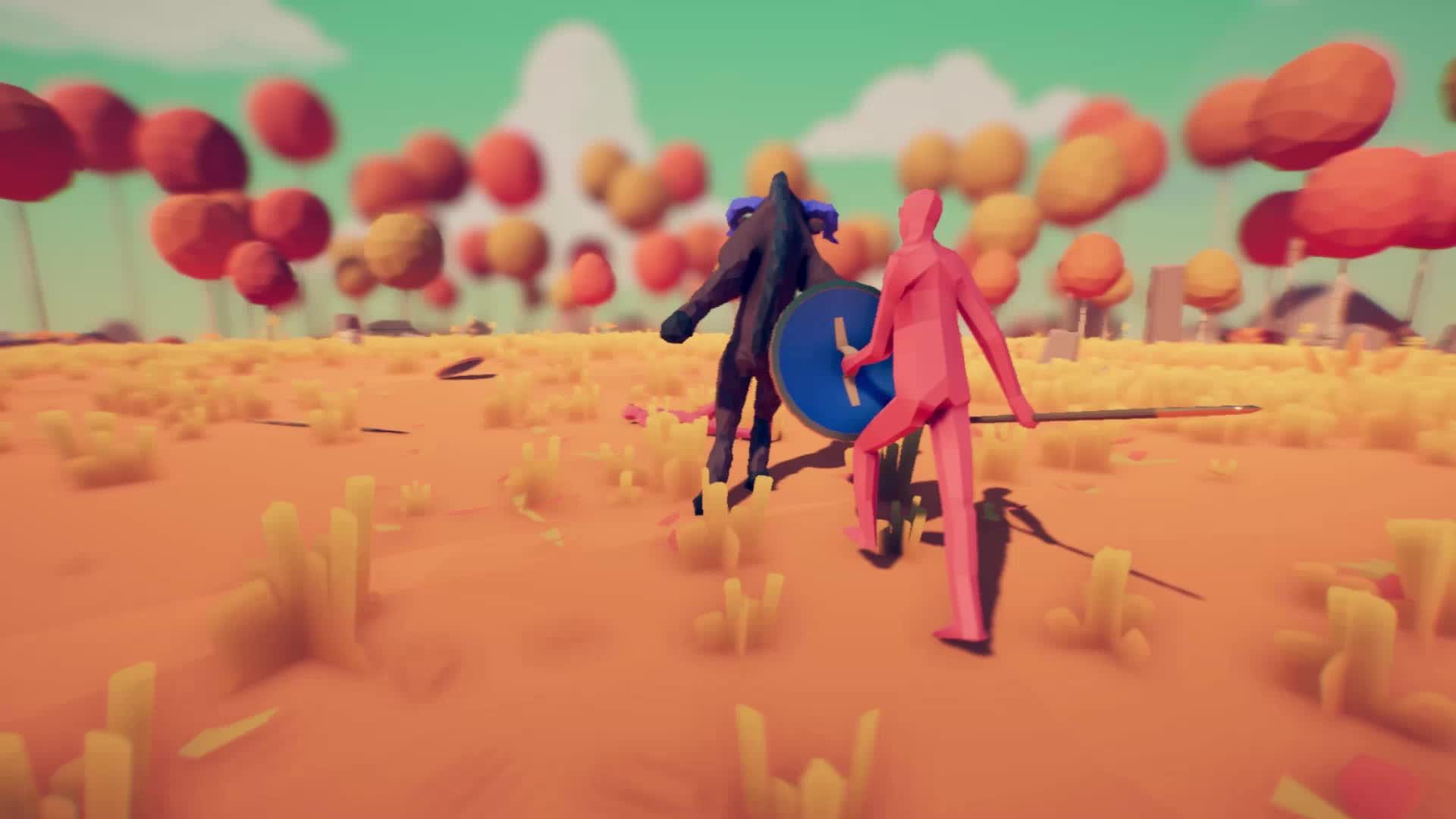 AccurateBattleSim, Unity3D,  GIFs