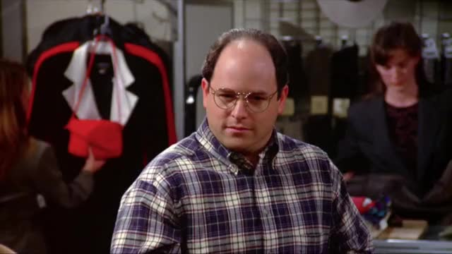 Watch George Embarrassed GIF by /u/everymanawildcat (@wabash1kc) on Gfycat. Discover more jason alexander GIFs on Gfycat