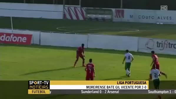 Watch and share Amazing Goal By Gerso In The Portuguese League. (reddit) GIFs by ivosilva on Gfycat