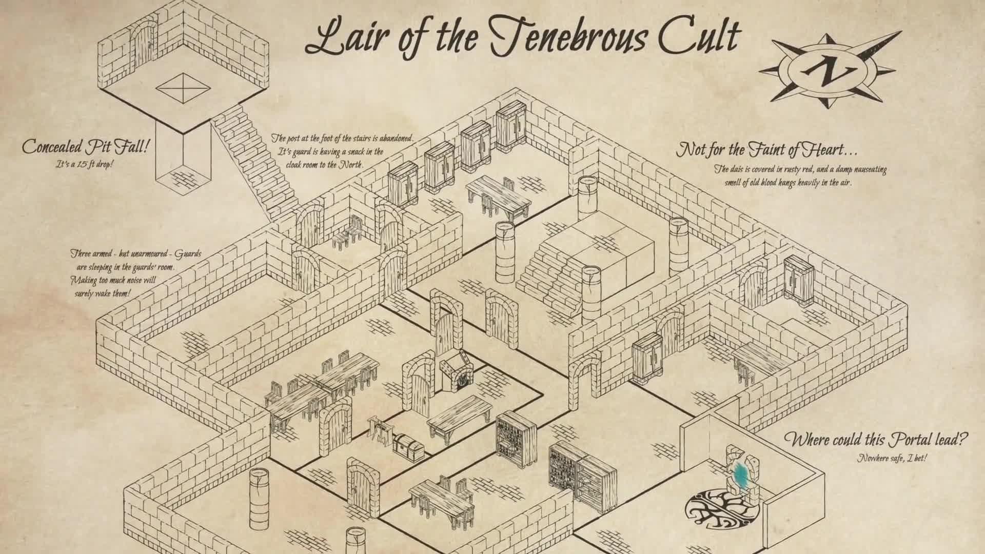 dungeon builder, isometric, map maker, Dungeon Builder Kickstarter Video GIFs