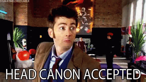 Headcanonaccepted Doctorwho GIFs