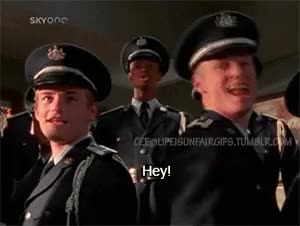 Watch and share Commandant Spangler GIFs and Daniel Von Bargen GIFs on Gfycat