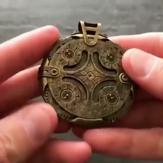 Watch and share A Beautiful Mechanical USB Stick GIFs by tothetenthpower on Gfycat