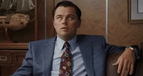 leonardo dicaprio got wolf of wall street drug inspiration from youtube video
