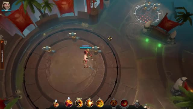 Watch and share Bakko-guide-ability-war-axe GIFs on Gfycat