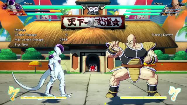 Watch and share DBFZ Clip 2 GIFs by EventHubs on Gfycat
