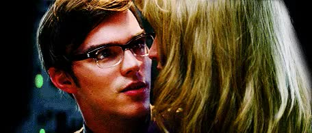 Watch and share Jennifer Lawrence GIFs and Nicholas Hoult GIFs on Gfycat
