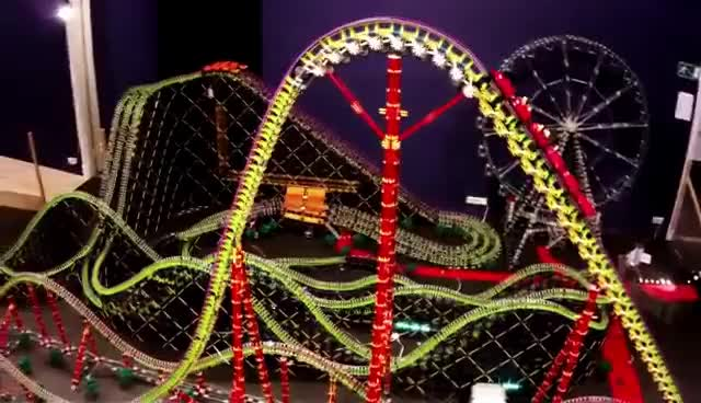 Watch K'NEX Adventure Land - a K'NEX Amusement Park by Dutch Details GIF on Gfycat. Discover more related GIFs on Gfycat