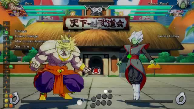 Watch and share DBFZ: Broly + Trunks Into Cell SKD GIFs by snuffychris605 on Gfycat