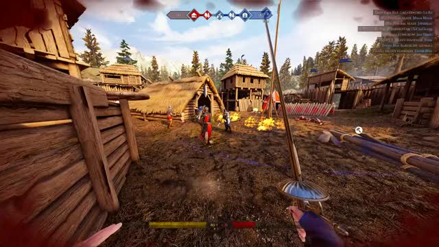 Watch and share Mordhau GIFs by dystopia420 on Gfycat