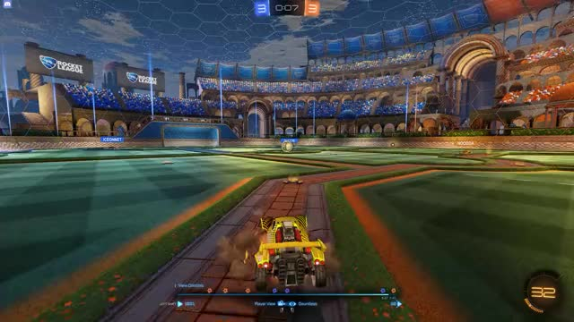 Watch 0 sec demo goal GIF on Gfycat. Discover more GeForceGTX, Rocket League, ShareEveryWin, Rocket League, rocketleague GIFs on Gfycat