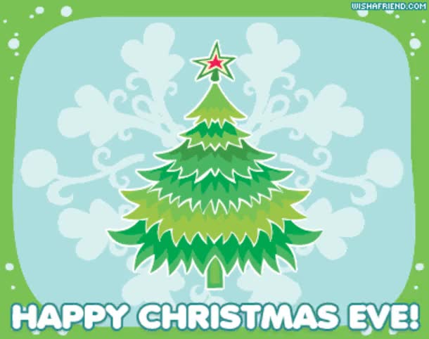 Watch and share Happy Christmas Eve GIFs on Gfycat