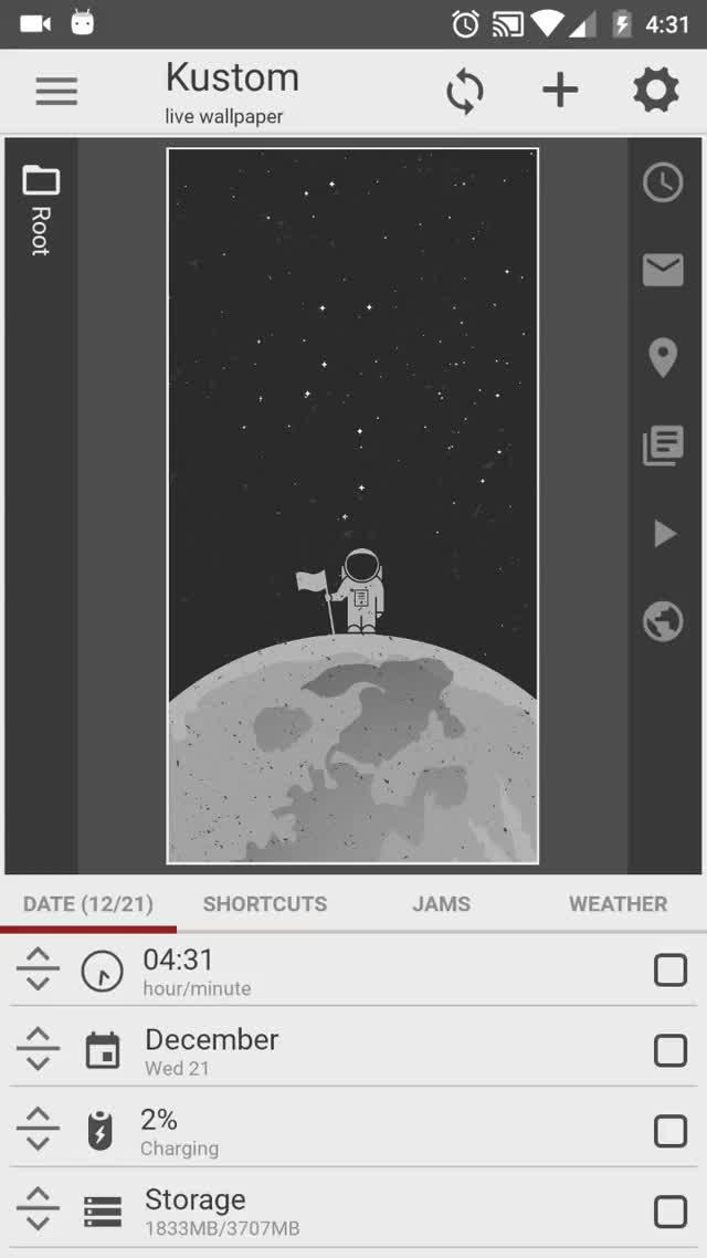 Watch and share KLWP Setup GIFs on Gfycat