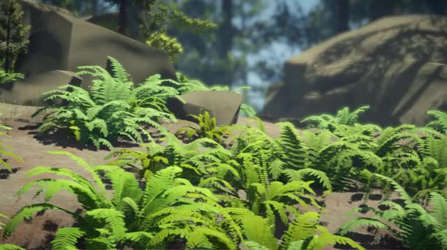 Watch and share Lake Ferns2 GIFs by Staggart Creations on Gfycat