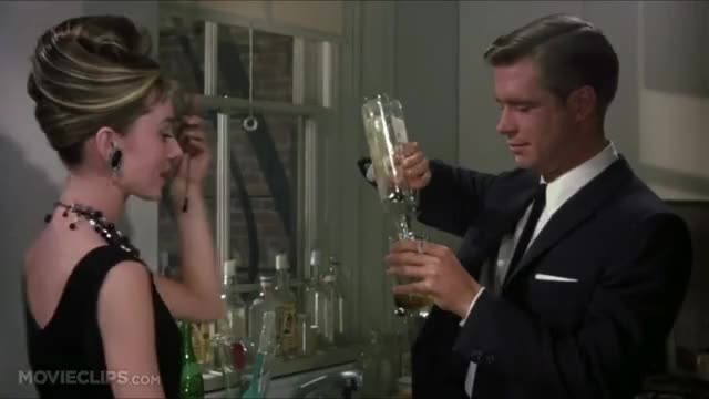 Watch Breakfast at Tiffany's (2/9) Movie CLIP - Hot Party (1961) HD GIF by the big bang theory (@maxper) on Gfycat. Discover more Audrey Hepburn, breakfast at tiffany's, breakfast at tiffany's clip, breakfast at tiffany's song GIFs on Gfycat