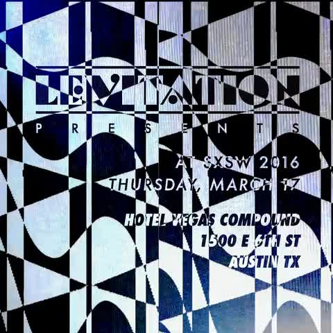 Watch and share LEVITATION     LEVITATION At SXSW 2016! GIFs on Gfycat