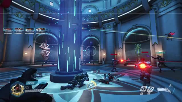 Watch wraithing trips up the assassin GIF by ehaydon (@ehaydon) on Gfycat. Discover more overwatch, reaper, retribution GIFs on Gfycat