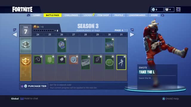 Watch and share New Emote GIFs and Fortnite GIFs by messifan on Gfycat