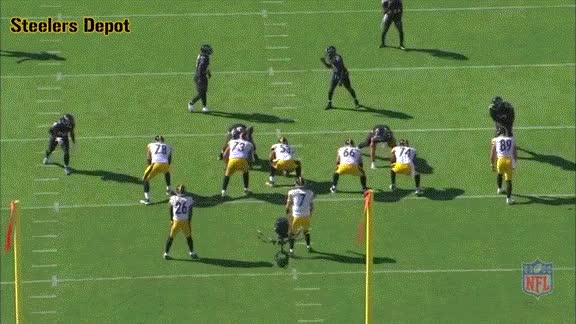Watch and share Pouncey-ravens-4 GIFs on Gfycat