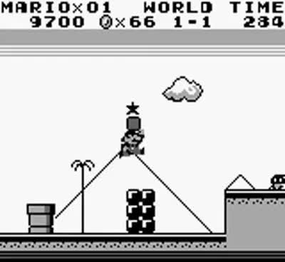 Watch and share Game Boy Longplay [001] Super Mario Land GIFs on Gfycat