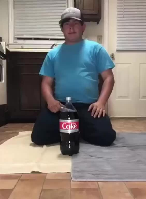 Watch and share Mentos + Diet Coke GIFs by isitless on Gfycat